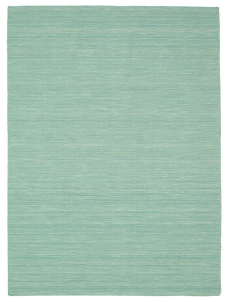 Kilim Loom - Mint Verde Tappeto 160X230 Moderno Tessuto A Mano Blu Turchese/Verde Pastello/Azzurro (Lana, India)
