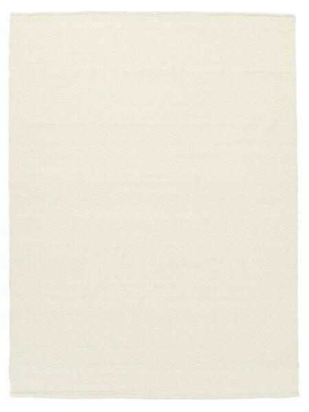 Kilim Loom - Bianco Sporco Tappeto 160X230 Moderno Tessuto A Mano Beige/Bianco/Creme (Lana, India)