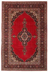 Keshan Patina Tappeto 240X374 Orientale Fatto A Mano Rosso Scuro/Marrone Scuro (Lana, Persia/Iran)