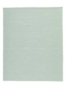 Kilim Loom - Mint Verde Tappeto 200X250 Moderno Tessuto A Mano Verde Pastello/Blu Turchese (Lana, India)