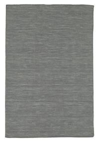 Kilim Loom - Grigio Scuro Tappeto 120X180 Moderno Tessuto A Mano Verde Scuro/Grigio Chiaro (Lana, India)