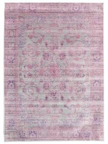 Maharani - Grigio/Rosa Tappeto 200X300 Moderno Rosa Chiaro/Grigio Chiaro ( Turchia)