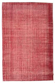Colored Vintage Tappeto 190X293 Moderno Fatto A Mano Ruggine/Rosso/Rosa (Lana, Turchia)