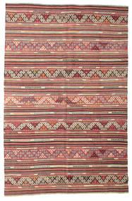 Kilim Semi-Antichi Turchi Tappeto 175X270 Orientale Tessuto A Mano Marrone Chiaro/Marrone (Lana, Turchia)
