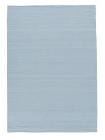 Kilim Loom - Azzurro Tappeto 160X230 Moderno Tessuto A Mano Azzurro (Lana, India)