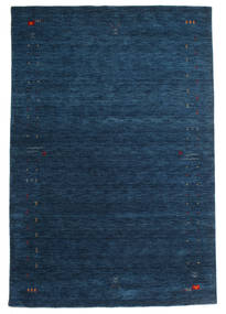 Gabbeh Loom Frame - Blu Scuro Tappeto 190X290 Moderno Blu Scuro (Lana, India)