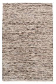 Pebbles - Marrone Mix Tappeto 160X230 Moderno Tessuto A Mano Grigio Chiaro/Beige ( India)