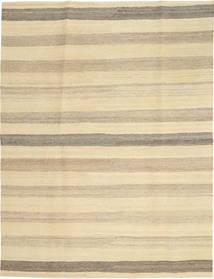 Kilim Moderni Tappeto 174X236 Moderno Tessuto A Mano Beige/Beige Scuro (Lana, Persia/Iran)