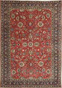 Saruk Patina Tappeto 236X347 Orientale Fatto A Mano Rosso Scuro/Grigio Scuro (Lana, Persia/Iran)