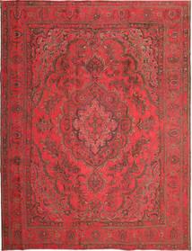 Colored Vintage Tappeto 245X315 Moderno Fatto A Mano Rosso Scuro/Rosso (Lana, Persia/Iran)
