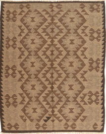 Kilim Maimane Tappeto 154X196 Orientale Tessuto A Mano Marrone/Marrone Chiaro (Lana, Afghanistan)