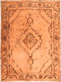 Colored Vintage Tappeto 280X375 Moderno Fatto A Mano Arancione/Marrone Grandi (Lana, Persia/Iran)