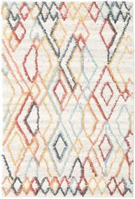 Naima - Multi Tappeto 160X230 Moderno Tessuto A Mano Beige/Beige Scuro (Lana, India)