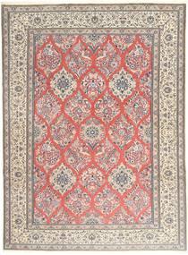 Nain 9La Tappeto 248X333 Orientale Fatto A Mano (Lana/Seta, Persia/Iran)