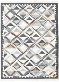 Texcoco Tappeto 160X230 Moderno Tessuto A Mano Beige/Grigio Chiaro/Grigio Scuro (Lana, India)