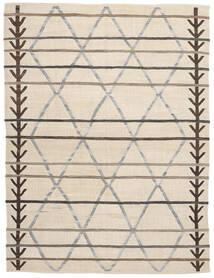 Kilim Semi-Antichi Turchi Tappeto 235X310 Orientale Tessuto A Mano Beige/Grigio Chiaro (Lana, Turchia)