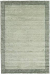 Handloom Frame - Grigio/Verde Tappeto 200X300 Moderno Verde Chiaro/Verde Pastello (Lana, India)