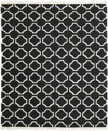 London - Nero/Bianco Sporco Tappeto 250X300 Moderno Tessuto A Mano Nero Grandi (Lana, India)