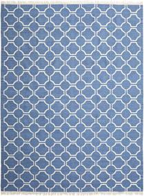 London - Blu/Bianco Sporco Tappeto 300X400 Moderno Tessuto A Mano Blu/Beige Grandi (Lana, India)