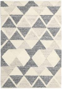 Trixon Tappeto 170X240 Moderno Tessuto A Mano Beige/Grigio Scuro/Beige Scuro (Lana, India)