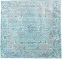 Maharani - Blu Tappeto 200X200 Moderno Quadrato Azzurro/Blu Turchese ( Turchia)