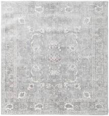 Maharani - Grigio Tappeto 150X150 Moderno Quadrato Grigio Chiaro ( Turchia)