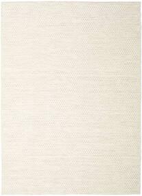 Kilim Honey Comb - Beige Tappeto 290X390 Moderno Tessuto A Mano Beige/Bianco/Creme Grandi (Lana, India)