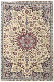 Najafabad Patina Tappeto 215X330 Orientale Fatto A Mano Grigio Chiaro/Beige (Lana, Persia/Iran)