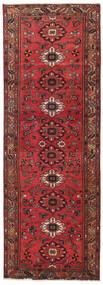 Hamadan Patina Tappeto 108X318 Orientale Fatto A Mano Alfombra Pasillo Rosso Scuro/Rosso (Lana, Persia/Iran)