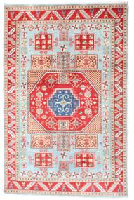 Kazak Tappeto 117X181 Orientale Fatto A Mano Beige/Bianco/Creme (Lana, Afghanistan)