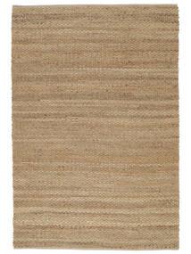 Tappeto Esterno Siri Jute - Natural/Chiaro Tappeto 120X180 Moderno Tessuto A Mano Marrone Chiaro/Grigio Chiaro (Tappeto In Iuta India)