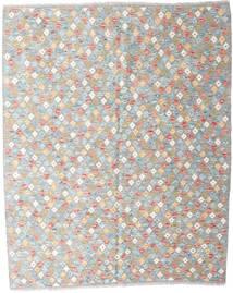 Kilim Afghan Old Style Tappeto 159X196 Orientale Tessuto A Mano Grigio Chiaro/Bianco/Creme (Lana, Afghanistan)