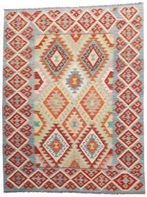 Kilim Afghan Old Style Tappeto 157X202 Orientale Tessuto A Mano Grigio Scuro/Grigio Chiaro (Lana, Afghanistan)