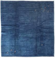 Gabbeh Kashkooli Tappeto 206X209 Moderno Fatto A Mano Quadrato Blu Scuro/Blu (Lana, Persia/Iran)