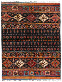 Shabargan Tappeto 175X226 Moderno Fatto A Mano (Lana, Afghanistan)