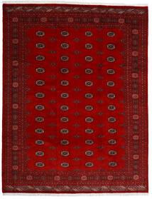 Pakistan Bukara 3Ply Tappeto 247X318 Orientale Fatto A Mano Rosso Scuro/Rosso (Lana, Pakistan)