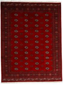 Pakistan Bukara 3Ply Tappeto 247X319 Orientale Fatto A Mano Rosso Scuro/Rosso/Marrone Scuro (Lana, Pakistan)