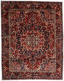 Bakhtiar Tappeto 303X390 Orientale Fatto A Mano Rosso Scuro Grandi (Lana, Persia/Iran)