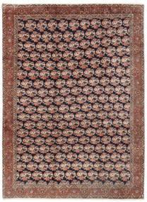 Bidjar Tappeto 254X343 Orientale Fatto A Mano Rosso Scuro/Marrone Grandi (Lana, Persia/Iran)