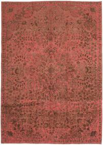 Vintage Heritage Tappeto 233X329 Moderno Fatto A Mano Rosso Scuro/Marrone Scuro/Ruggine/Rosso (Lana, Persia/Iran)